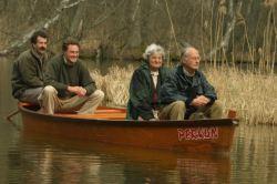 Krutynia - niezapomniane spływy łodziami i kajakami