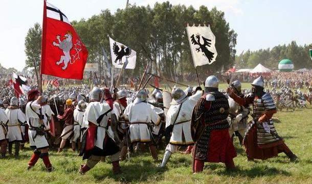 Śladami bitwy pod Grunwaldem
