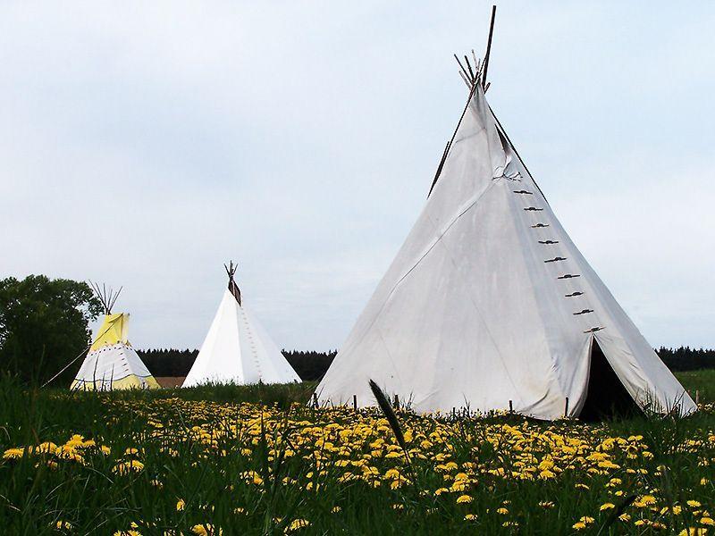 Muzeum Indian Ameryki Północnej w Spytkowie